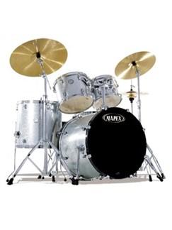 Mapex: Horizon HX Drum Kit (Crystal Sparkle) Instruments | Drums