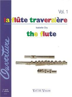Isabelle Ory: La Flûte Traversière - Vol.1 Books | Flute