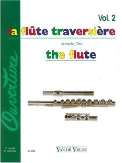 Isabelle Ory: Flûte Traversière (La) Vol.2 Books | Flute