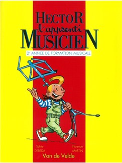 Sylvie Débéda: Hector L'Apprenti Musicien - Volume 2 Books | All Instruments