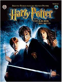 Selected Themes From Harry Potter And The Chamber Of Secrets (Alto Sax) Books and CDs | Alto Saxophone