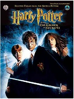 John Williams: Harry Potter And The Chamber Of Secrets- Selected Themes Books and CDs | Viola, Piano