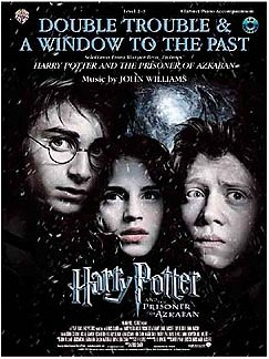 Selected Themes From Harry Potter And The Prisoner Of Azkaban: Clarinet CD y Libro | Clarinete, Acompañamiento de Piano