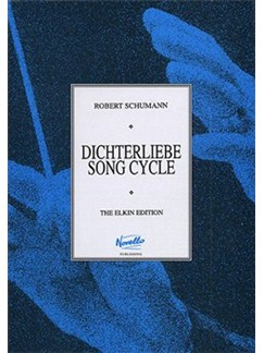 Robert Schumann: Dichterliebe Song Cycle (High Voice) Books | High Voice, Piano Accompaniment