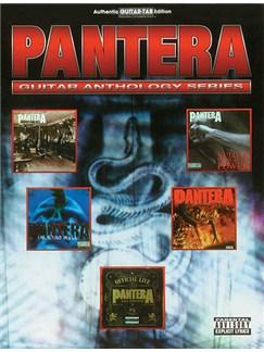 Pantera: Guitar Anthology Series Books | Guitar Tab