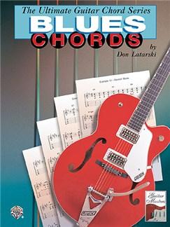 Blues Chords Books   Guitar Tab