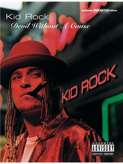 Kid Rock: Devil Without A Cause Books | Guitar Tab