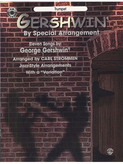 George Gershwin: By Special Arrangement - Trumpet Books and CDs | Trumpet