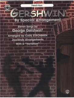 George Gerswhin: By Special Arrangement- French Horn Books and CDs | Horn