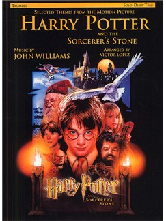Selected Themes From Harry Potter And The Sorcerer's Stone For Trumpet Books | Trumpet