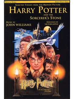Selected Themes From Harry Potter And The Sorcerer's Stone (French Horn) Books | French Horn