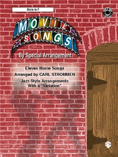 Movie Songs By Special Arrangement: Horn In F Books and CDs | Horn