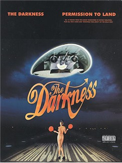 The Darkness: Permission To Land TAB Books | Guitar Tab, with chord boxes
