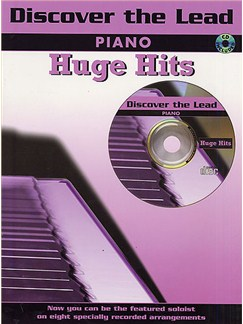Discover The Lead: Huge Hits For Piano Books and CDs | Piano with chord symbols