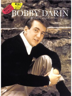 Budget Series: Bobby Darin - 15 Timeless Classics Books | Piano, Vocal & Guitar (with Chord Boxes)