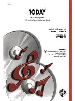 Today Books | Soprano, Alto, Tenor and Bass