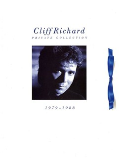 Richard, Cliff Private Collection 1979 - 1988 Pvg Books | Piano, Voice and Guitar