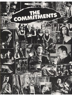 The Commitments (PVG) Books   Piano, Voice and Guitar