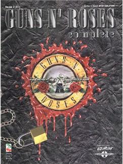 Guns N' Roses Complete: Volume 2 Books | Guitar Tab