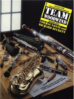 Team Woodwind: Querflote (German Edition) Books | Flute