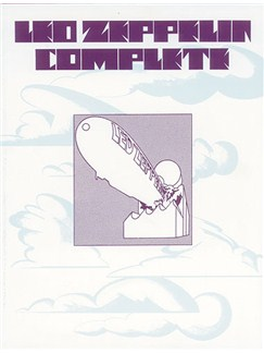Led Zeppelin Complete (PVG) Books   Piano and Voice, with Guitar chord boxes