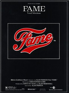Fame - Vocal Selections Books | Piano, Voice and Guitar Chord Boxes