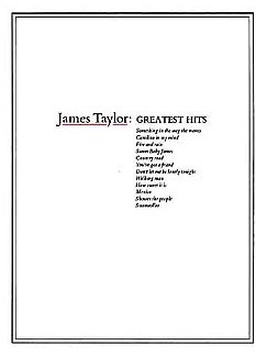 James Taylor: Greatest Hits Books | Piano, Voice and Guitar