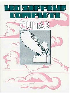 Led Zeppelin Complete (Guitar) Books | Melody Line, Lyrics & Chords (with Chord Boxes)