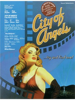 City Of Angels - Vocal Selections Books | Piano, Voice and Guitar Chord Symbols