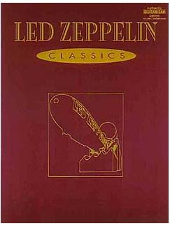 Led Zeppelin Classics: Guitar Tab Edition Books | Guitar Tab