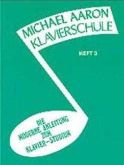 Michael Aaron Klavierschule: Heft 3 Books | Piano