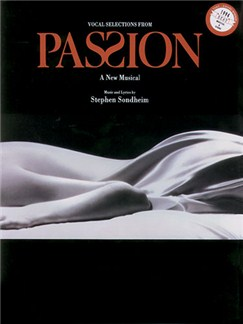 Sephen Sondheim: Passion - Vocal Selections Books | Opera, Piano, Voice