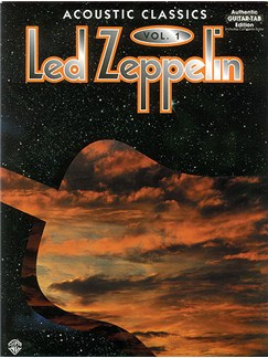 Led Zeppelin: Acoustic Classics Vol.1 Books | Guitar Tab