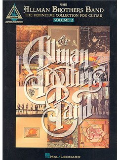 The Allman Brothers Band: The Definitive Collection For Guitar Volume 2 Books | Guitar Tab