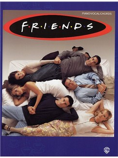 Friends Soundtrack Album Books   Piano, Vocal & Guitar (with Chord Boxes)