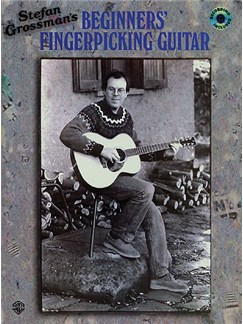 Stefan Grossman's Beginners' Fingerpicking Guitar Books and CDs | Guitar Tab (with Chord Symbols)