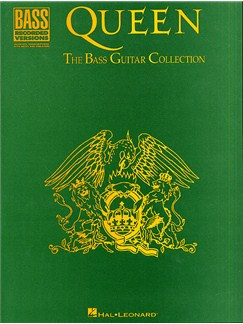 Queen: Bass Guitar Collection Books | Bass Guitar Tab