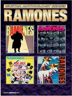 The Ramones: Guitar Anthology Books | Guitar Tab