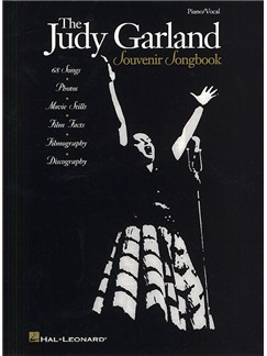 The Judy Garland Souvenir Songbook For Piano, Voice And Guitar Books | Piano, Voice and Guitar