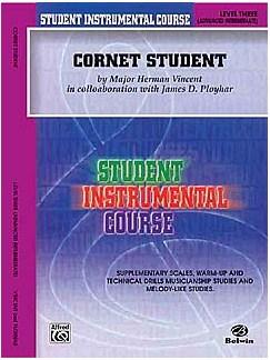 Student Instrumental Course: Cornet Student Level Three Books | Cornet