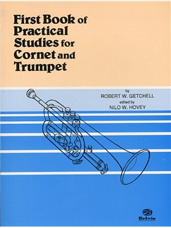 First Book Practical Studies For Cornet And Trumpet Books | Cornet, Trumpet