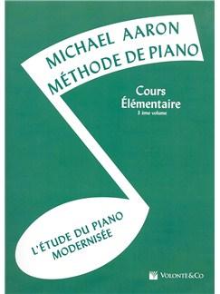 Michael Aaron: Méthode De Piano Volume 3 (Edition Française) Livre | Piano