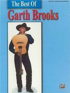 The Best Of Garth Brooks: Guitar Tab Edition Books | Guitar Tab