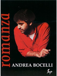 Andrea Bocelli: Romanza Books | Melody Line, Lyrics and Guitar Chord Boxes
