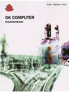 Radiohead: OK Computer Livre | Tablature Guitare (Boîtes d'Accord)