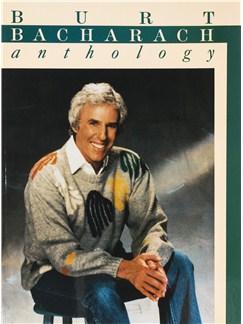 Burt Bacharach Anthology Books | Piano, Voice & Guitar