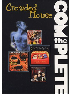 The Complete Crowded House Books | Melody Line, Lyrics & Chords