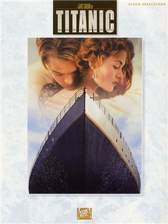 James Horner: Titanic - Selections (Piano Solo) Books | Piano
