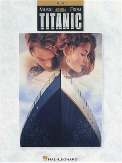 James Horner: Titanic Selections (Flute) Bog | Fløjte