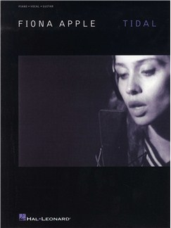 Fiona Apple: Tidal Books | Piano, voice and guitar box chords